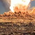 Top 10 scen zagłady miast z filmów