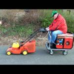 Pomysłowy pojazd dla seniora