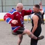Prawdziwy trening w rosyjskim więzieniu
