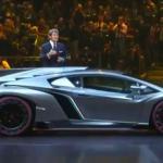 Lamborghini Veneno - wóz za 4,5 miliona dolarów
