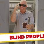 """Kawały z udziałem """"niewidomych"""""""