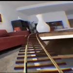 Ojciec - śmieszna reakcja na Oculus Rift