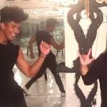 Głucha mama tańczy z synem do piosenki Ushera