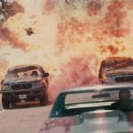 Ewolucja pościgów samochodowych - OGIEŃ!