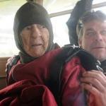 Ta babcia uczciła swoje 100 urodziny... skacząc ze spadochronem!