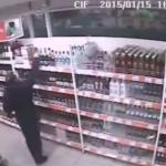 Najgłupszy złodziej alkoholu