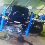 Jak NIE podnosić auta w zakładzie?