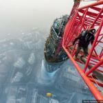 Skywalkerzy z Rosji - ćpają adrenalinę!