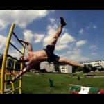 Street Workout Tychy - siłownia pod gołym niebem