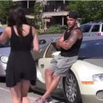 Podrywali dziewczyny na Veyrona