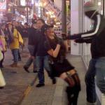 Japonia - hardkorowy żart z manekinem