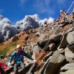 Nagła erupcja wulkanu - STRASZNE!