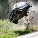 Kompilacja wypadków rajdowych - MIX