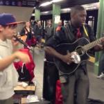 Gitarzysta i beatboxer dali świetne show!
