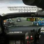 Kierowca trolluje na rajdzie!