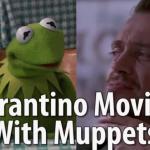 Filmy Tarantino z udziałem muppetów