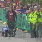 Niesamowita determinacja nigeryjskiej maratonki
