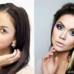 Rosjanki vs potęga makijażu