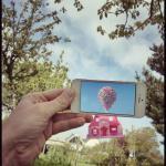 Wyobraźnia + telefon = genialne zdjęcia!