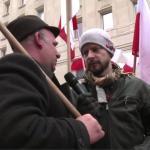 Pyta.pl na strajku rolników - MOCNE!