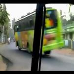 Szaleni kierowcy autobusów