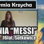 """Ania """"Messi"""", genialna 16-latka"""