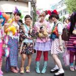 Moda w Japonii - żadnych zasad!