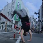 Jon Paul - parkourowiec w Tokio