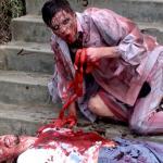 Kawał z wygłodzonymi zombie - HA, HA, HA!
