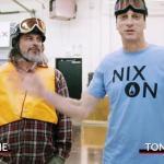 Tony Hawk testuje pierwszą na świecie deskolotkę