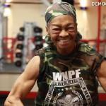Ta 77-latka dosłownie mieszka na siłowni!