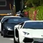 Uszkodził Lamborghini za 200 000 dolarów!