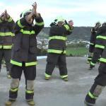 Strażacy z Chile mają najlepsze ruchy!