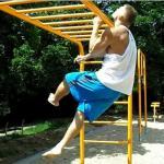 Adam Raw - największy kozak na każdej siłowni