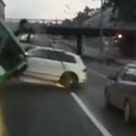 Wypadki z udziałem ciężarówek