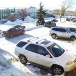 Najgorszy kierowca w Calgary