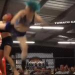 Najpiękniejszy nokaut w żeńskim MMA