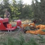Myśliwy zabił Świętego Mikołaja - Remi Gaillard