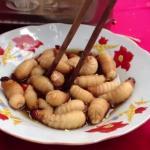 Wietnamska potrawa wysokobiałkowa