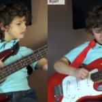 HIT SIECI: Genialny 6-letni gitarzysta!