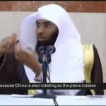 Saudyjski duchowny o Ziemi