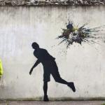 IKONY GRAFFITI: Pejac, Hiszpania