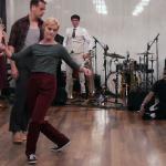 Zawody tańca w Montrealu - zabawna zamiana muzyki