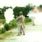 Broń ciężkiego kalibru - w zwolnionym tempie