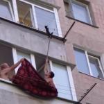 Ratowanie kotka, level Rosja