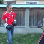 Rumuński sparing