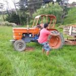 Najlepsze wpadki na traktorach - hit!