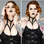 Tess Munster - najbardziej znana blogerka XXL