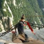 Najbardziej niebezpieczna trasa wspinaczkowa świata