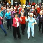 Najstarszy flash mob na świecie